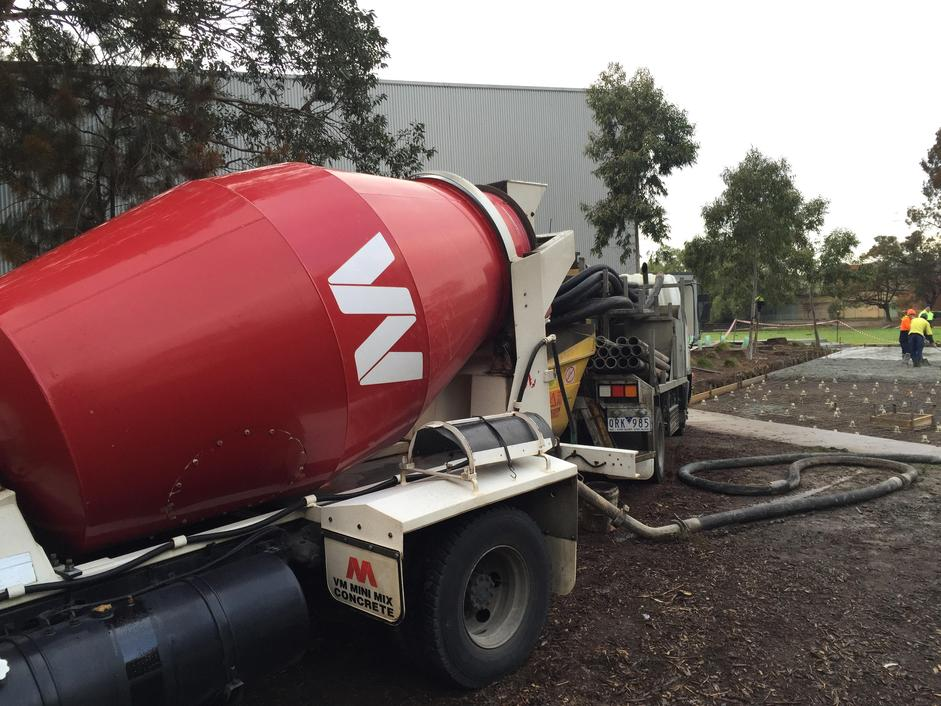 supplying  large volume projects